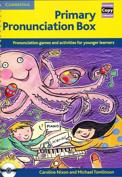 primary pronunciation box