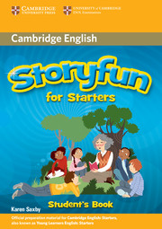 Storyfun starters